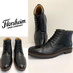 Florsheim Fenway Men's Leather Boots